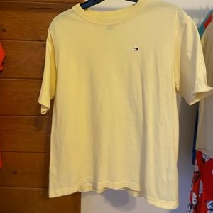 Yellow tommy top